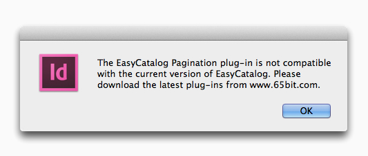 EasyCatalog Pagination Module - not compatible