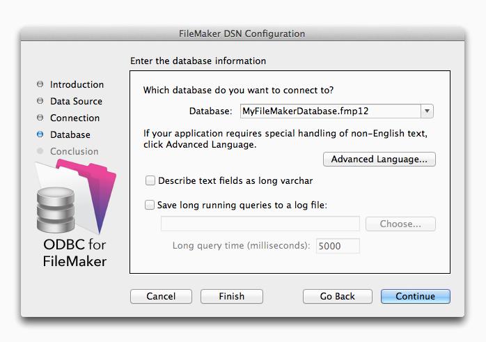 Erreur 5 - Fournisseur de données ODBC EasyCatalog