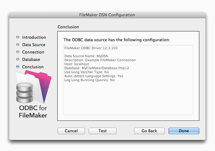 Erreur 6 - Fournisseur de données ODBC EasyCatalog